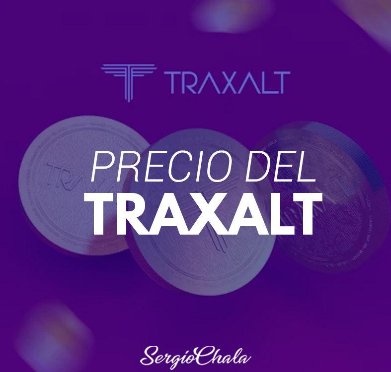 PRECIO TRAXALT